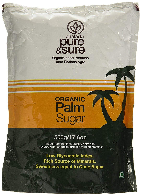 Pure & Sure Organic Palm Sugar, 500 g
