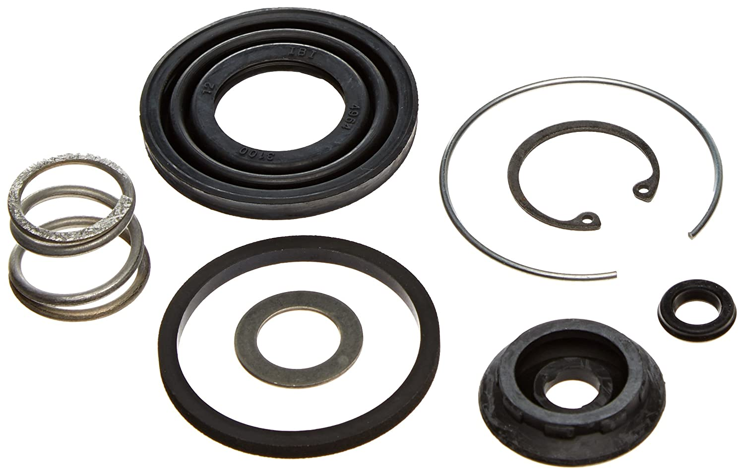 Raybestos WK1553 Professional Grade Disc Brake Caliper Boot and Seal Kit