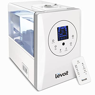 Levoit Warm and Cool Mist Ultrasonic Humidifier