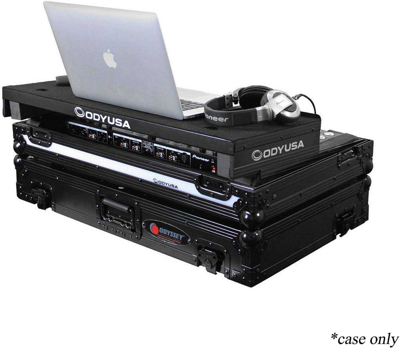 Glide Style DJ Case for Pioneer DDJ SX S1 T1 Controller Odyssey Cases FFXGSPIDDJSXGTBL
