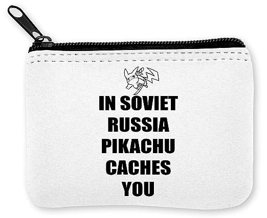 In Soviet Russia Pikachu Caches You Monedero de la ...