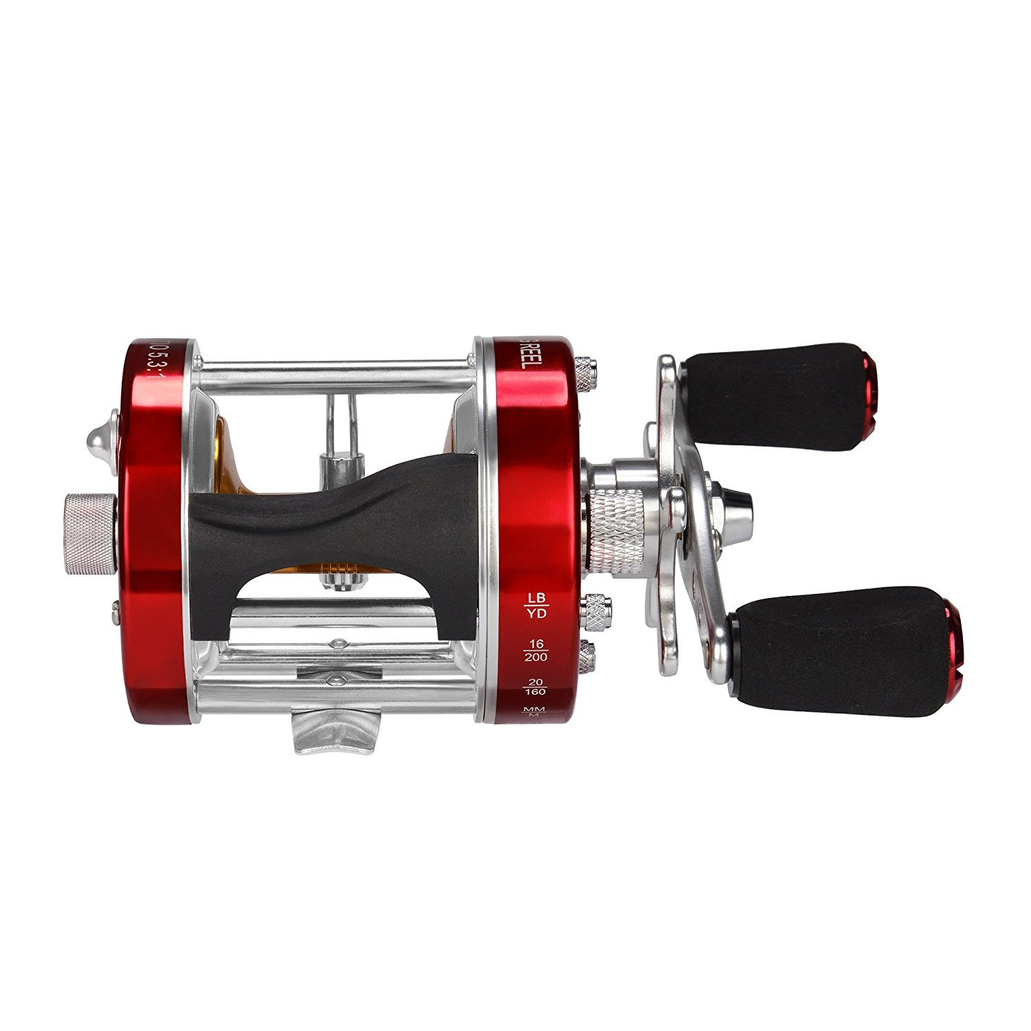 KastKing Rover Round Baitcasting Reel, Right Handed Reel,Rover60 by KastKing (Image #5)