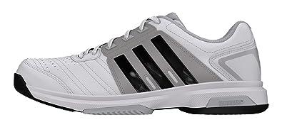 timeless design 269d5 482ff adidas Barricade Approach STR - Chaussures de Tennis pour Unisex, Blanc,  Taille  42