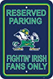 NCAA Notre Dame Fighting Irish 12-by-18 inch