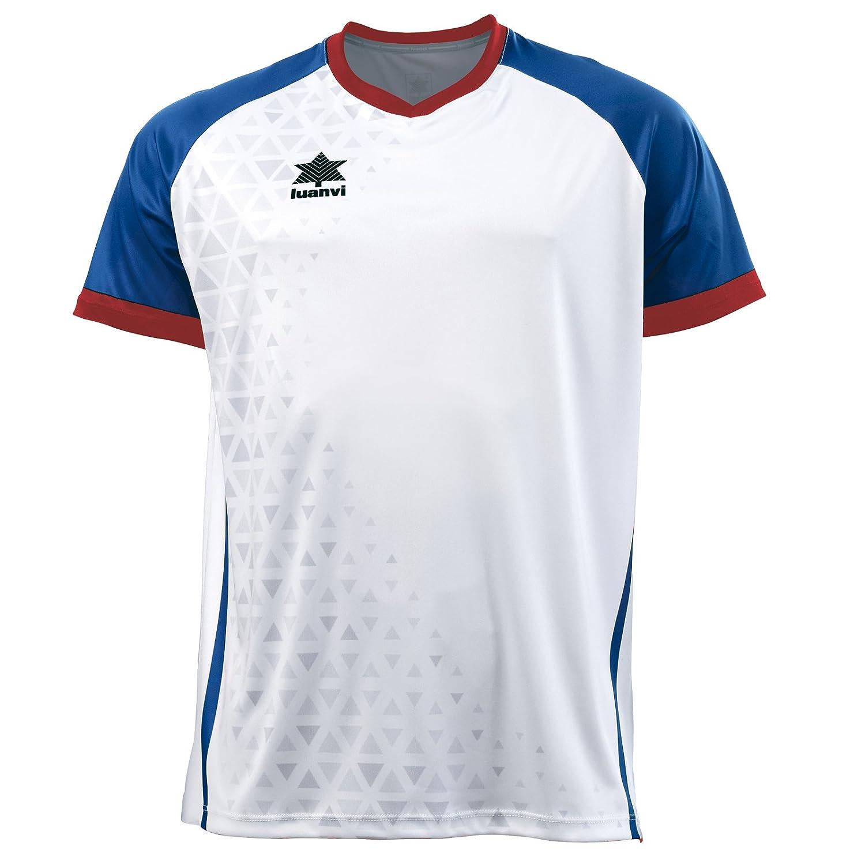 Luanvi Cardiff Camiseta, Unisex niños: Amazon.es: Ropa y accesorios