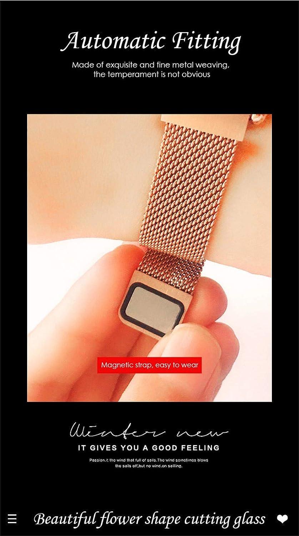 Fuibo - Reloj Inteligente para Mujer, con Contador de Pasos ...
