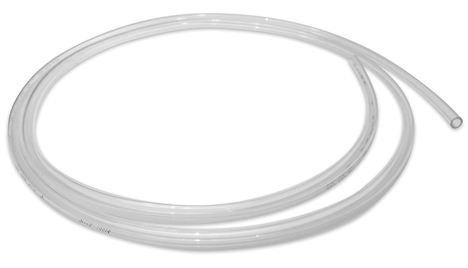 3/16 Clear strimmer fuel line petrol trimmer hose 3mm ID 5mm OD 3FT 1 Metre MR-PIPE