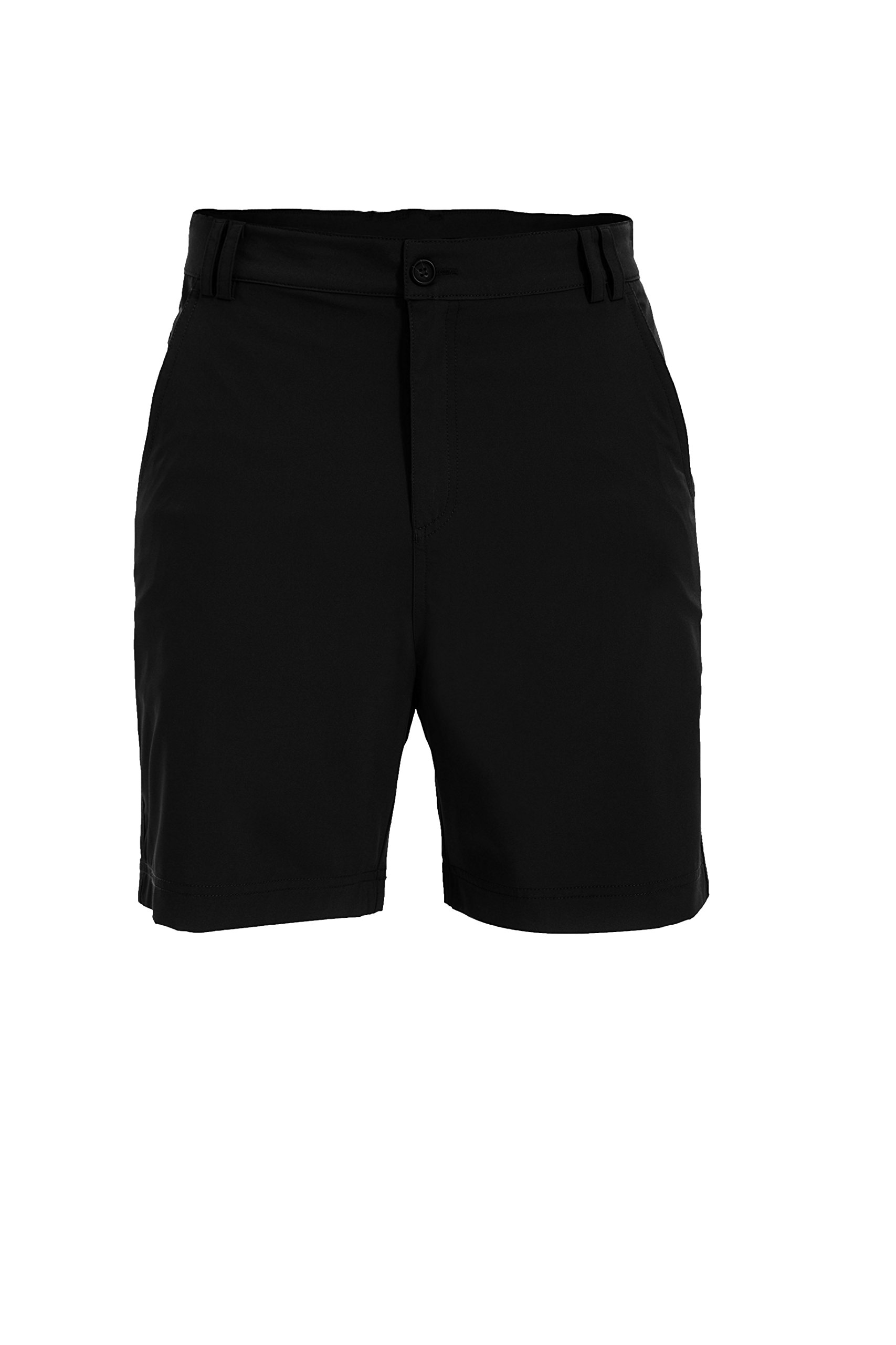 Trailside Supply Co. Big Boys' Ripstop Basic Stretchy Casual Short-Black-16