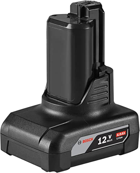 For 12V Max Lithium-Ion Cordless Power Tool 4.0 Ah Battery Bosch BAT420