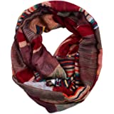 The Twins Dream Women Infinity Scarf Wrap Scarves Neckchief Mother Day Gifts