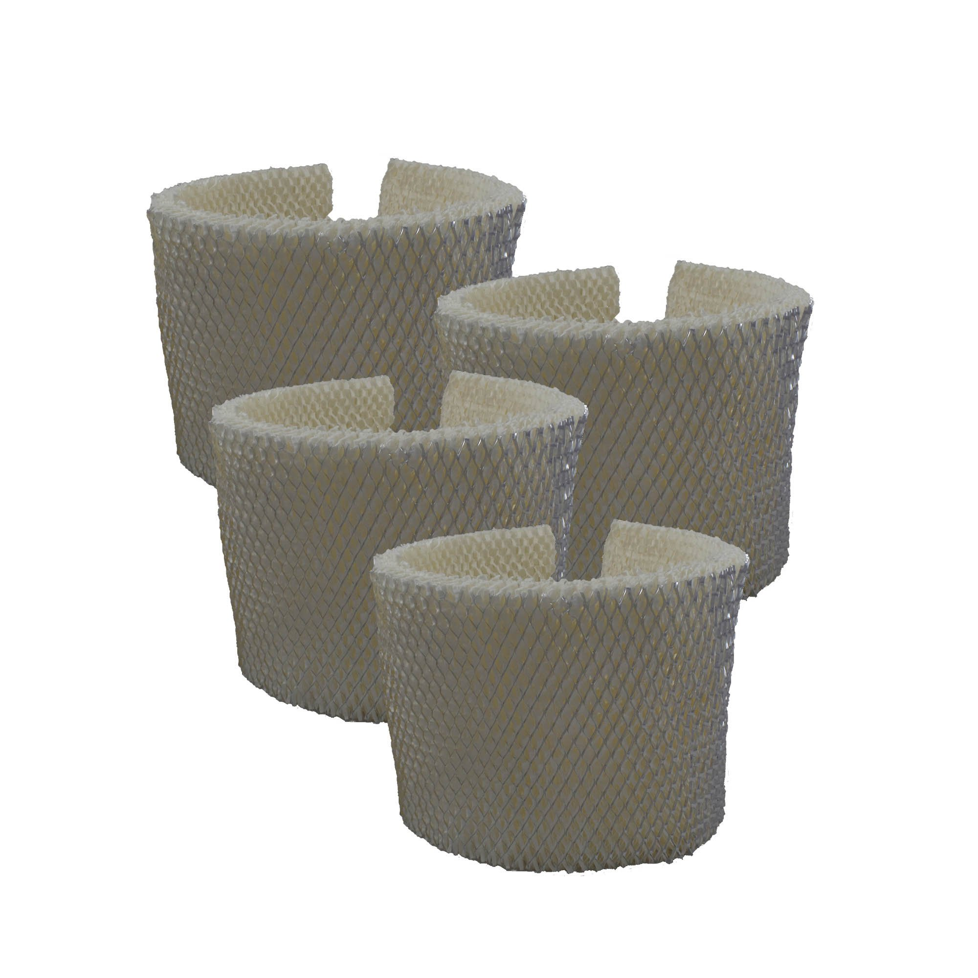 Air Filter Factory 4 Pack Compatible Humidifier Wick Filters For Moistair/Aircare MA0600, MA0601, MA0800, MA08000, MA800