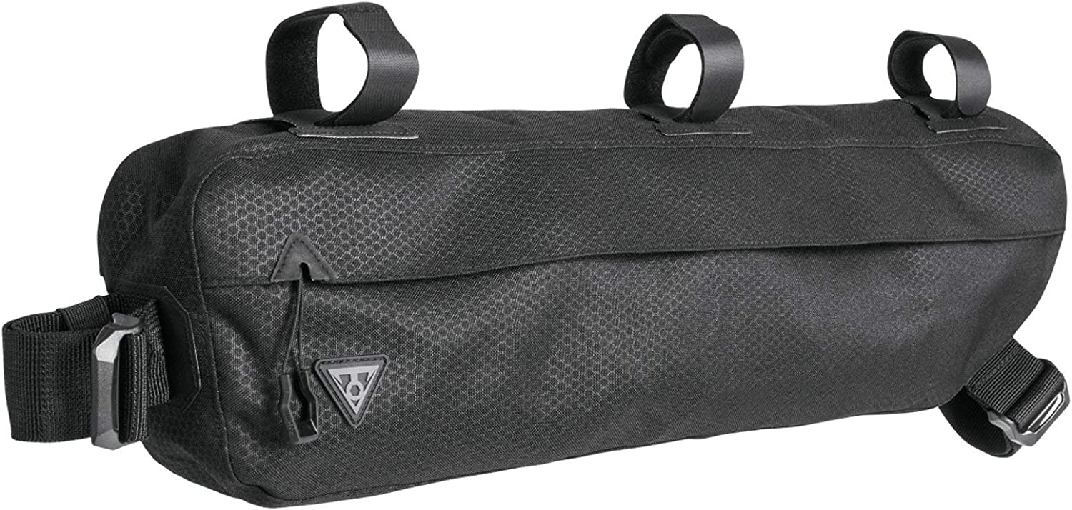 Vert Taille Unique Topeak BackLoader-6 L Sacoche Adulte Unisexe