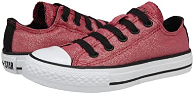 17183d9b8289 Image Unavailable. Image not available for. Color  Converse Tod Yth Chuck  Taylor All Star Stretch Lace ...