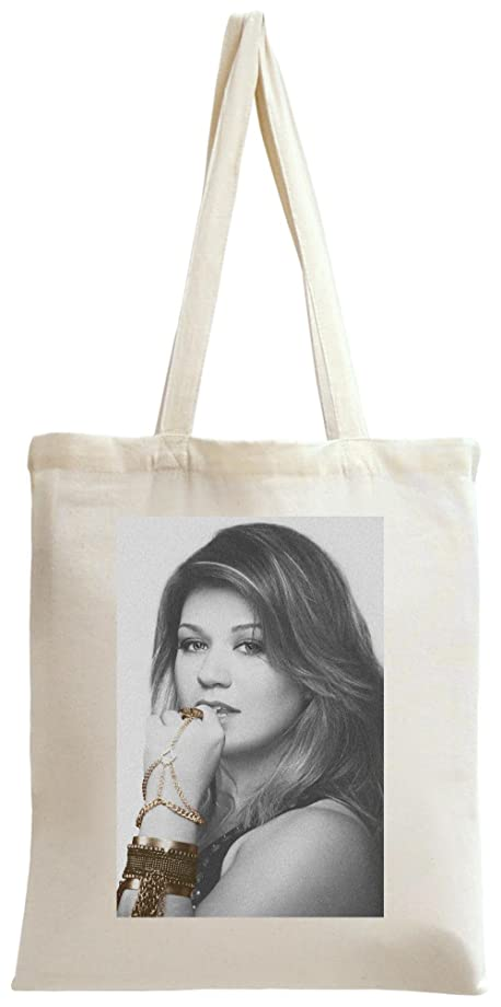 Kelly Clarkson Vintage Portrait Tote Bag Amazon De Schuhe