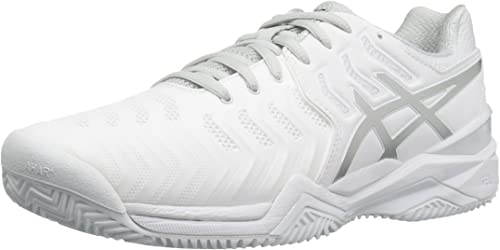 ASICS Men's Gel Resolution 7 Clay Court Tennis Shoe