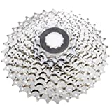 Shimano 9–Speed 11–34 Teeth Sprocket Cassette HG - 50 / 51