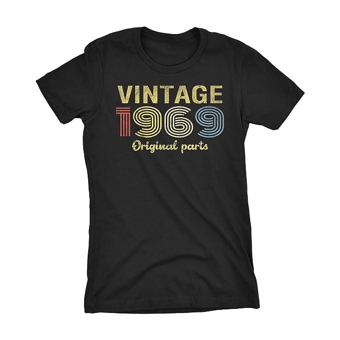50th Birthday Gift Womens T Shirt