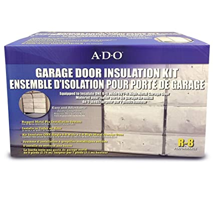 Ado Products Gdiks Single Garage Door Insulation Kit Garage Door