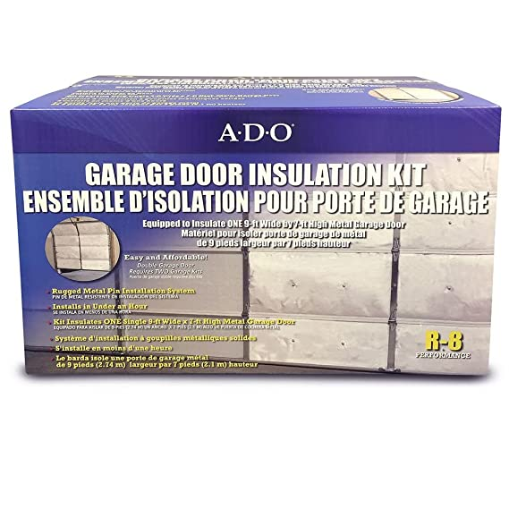 Delicieux Single Garage Door Insulation Kit   Garage Door Hardware   Amazon.com