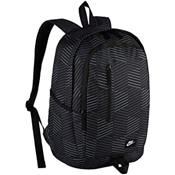 8bbbc86503c Image Unavailable. Image not available for. Colour  Nike All Access Soleday  Polyester 23 Black Backpack