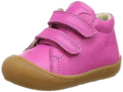 Baby Mädchen Lauflernschuhe Pink Fuchsia, Pink - Fuchsia - Größe: 21 Naturino