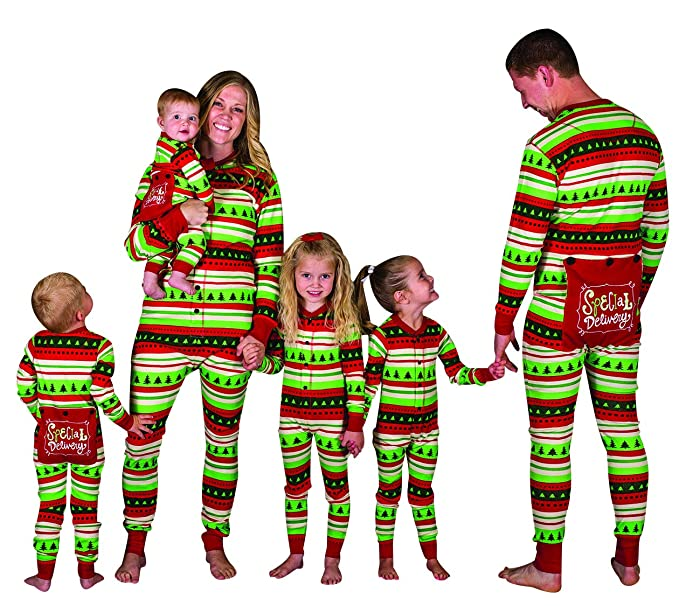 9efd828f52 Pijamas Enteros Navidad Familia Pijama Mono Rayas Navideñas Noel Niños  Hombre Mujer Niña Chica Chico Bebe. Pasa el ratón por encima de ...