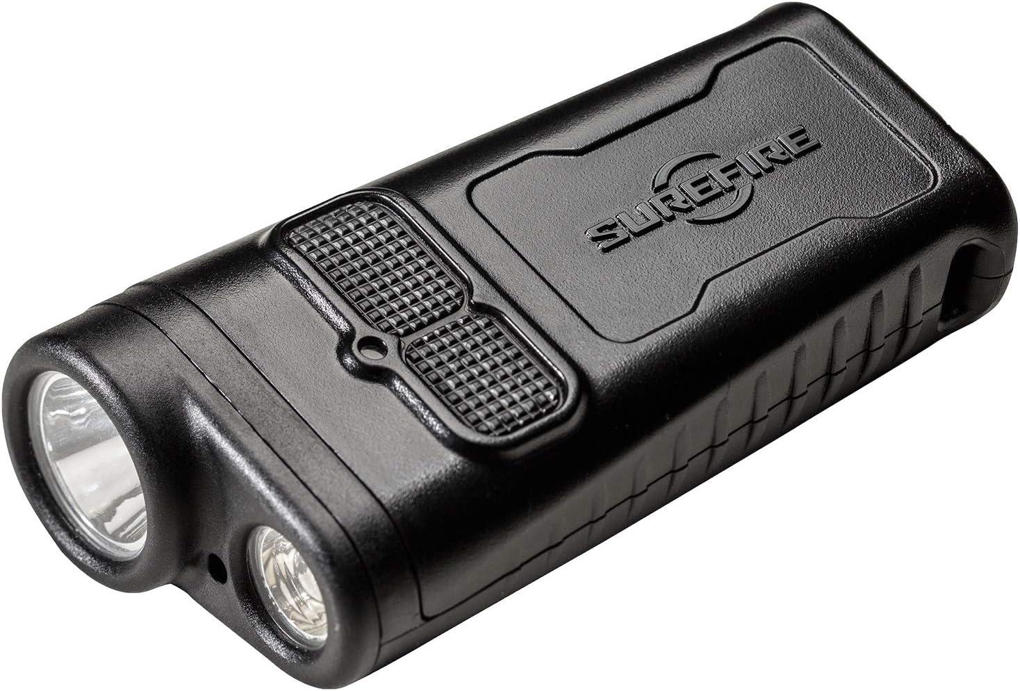【国内正規品】 SUREFIRE(シュアファイア) LEDライト 明るさ1000ルーメン GUARDIAN 自動調光機能搭載 充電式 LEDフラッシュライト DBR