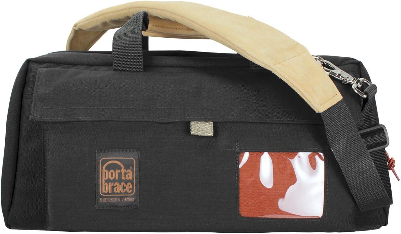 PortaBrace CS-DC3R Large DSLR Camera Bag - Black