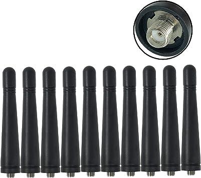 """3.2/"""" UHF 400-470MHz Antenna KRA23 for KENWOOD TK3140 TK3160 TK3170 TK3180"""