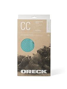 Oreck Standard Antimicrobial Filtration Bags - 6pk, AK1CC6