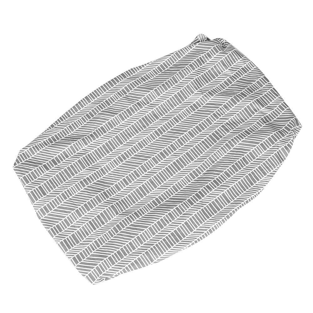 Diaper Changing Pad Cover Soft Breathable Newborn Infant Urine Mat Waterproof Nursery & Cradle Bedding Sheets Change Table Cradle Bassinet Set(#1) Garosa