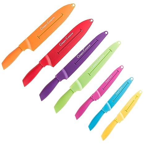 Amazon.com: Classic – Juego de cuchillo de cocina 14 pieza ...