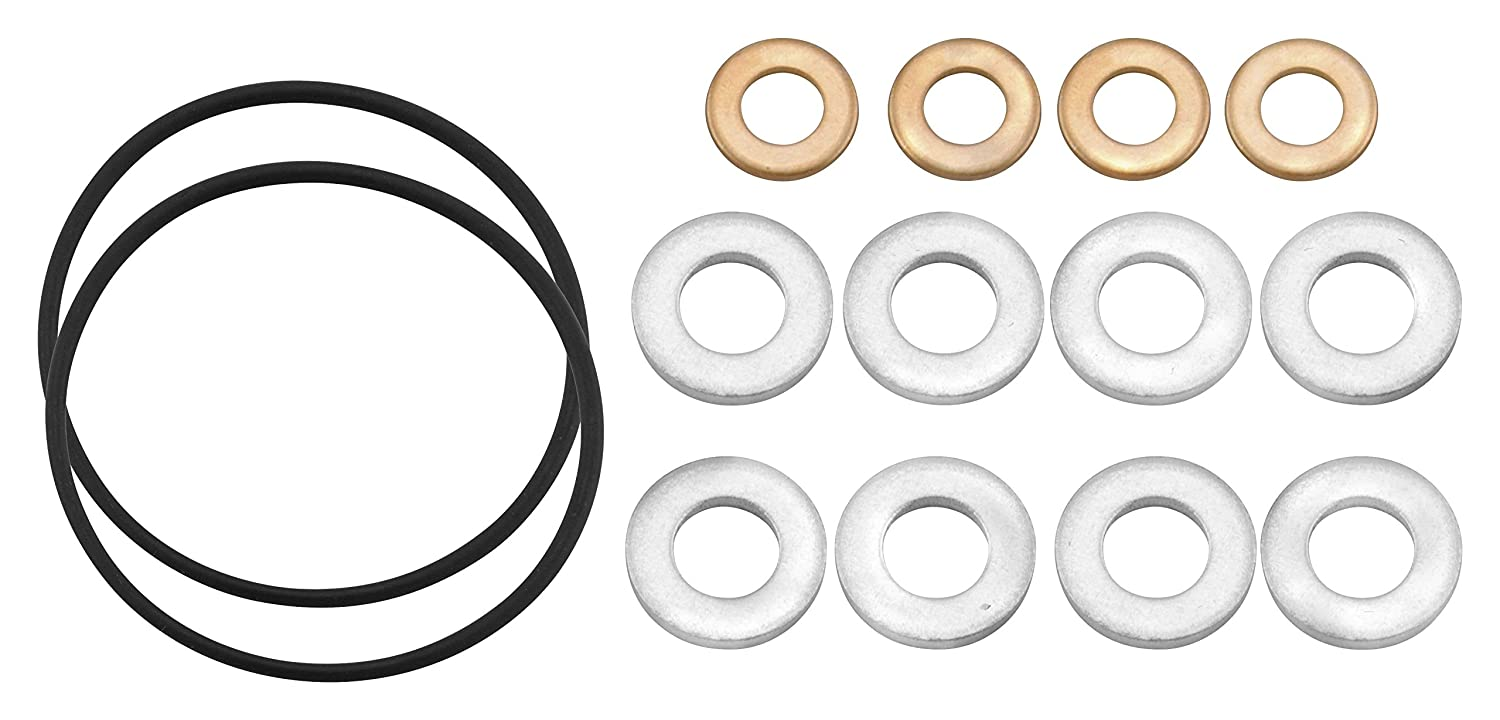 Bolt MC Hardware OILCHG-CRF Oil Change O-Ring and Drain Plug Washer Kit