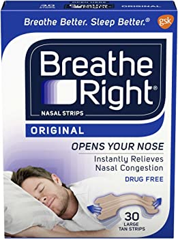 Breathe Right 30-Ct. Nasal Strips for Better Breathing