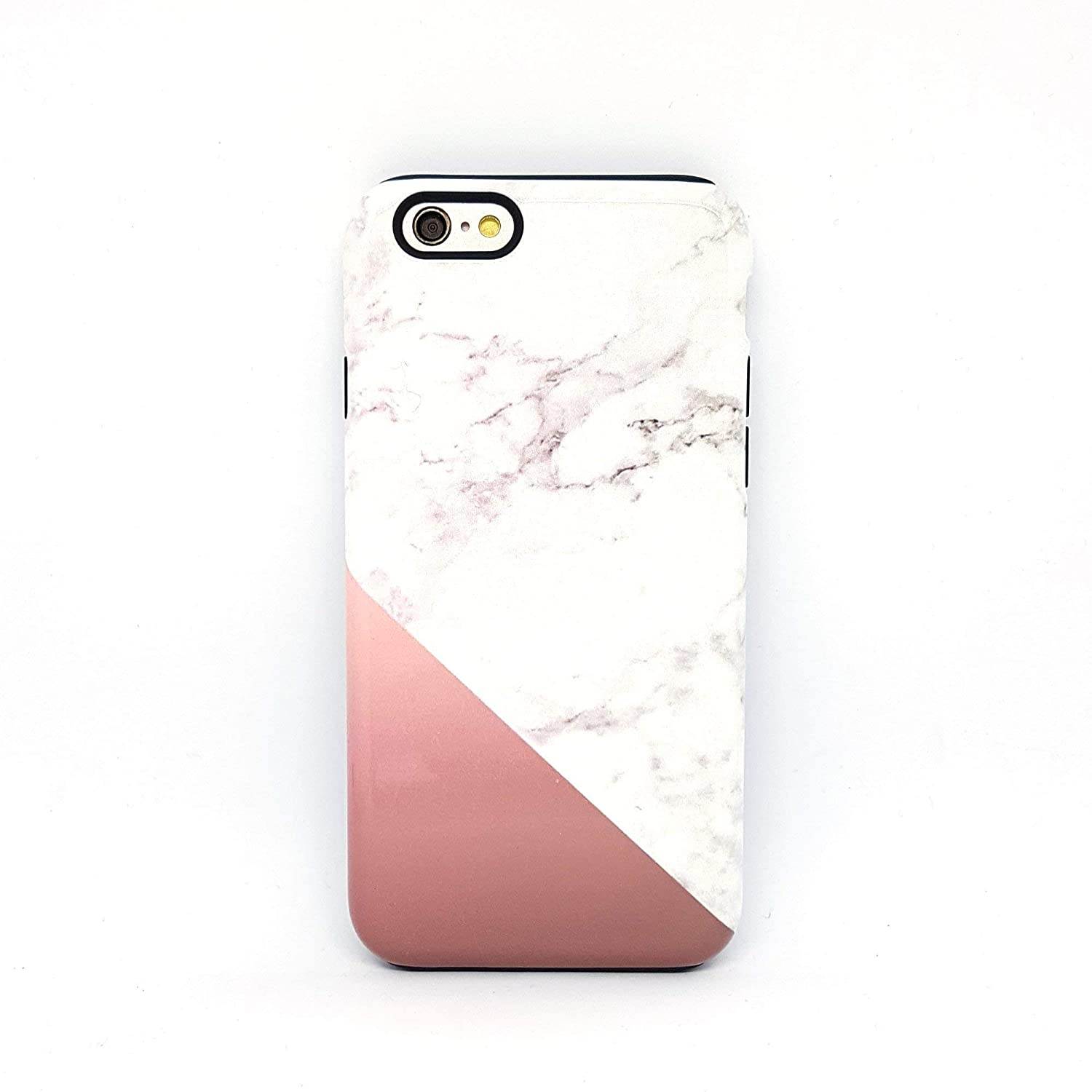 Marble Geometric cover case TPU Tough for iPhone 5, 5s, 6, 6s, 7, 7 plus, 8, 8 plus, X, XS, for Galaxy S6, S7, S8