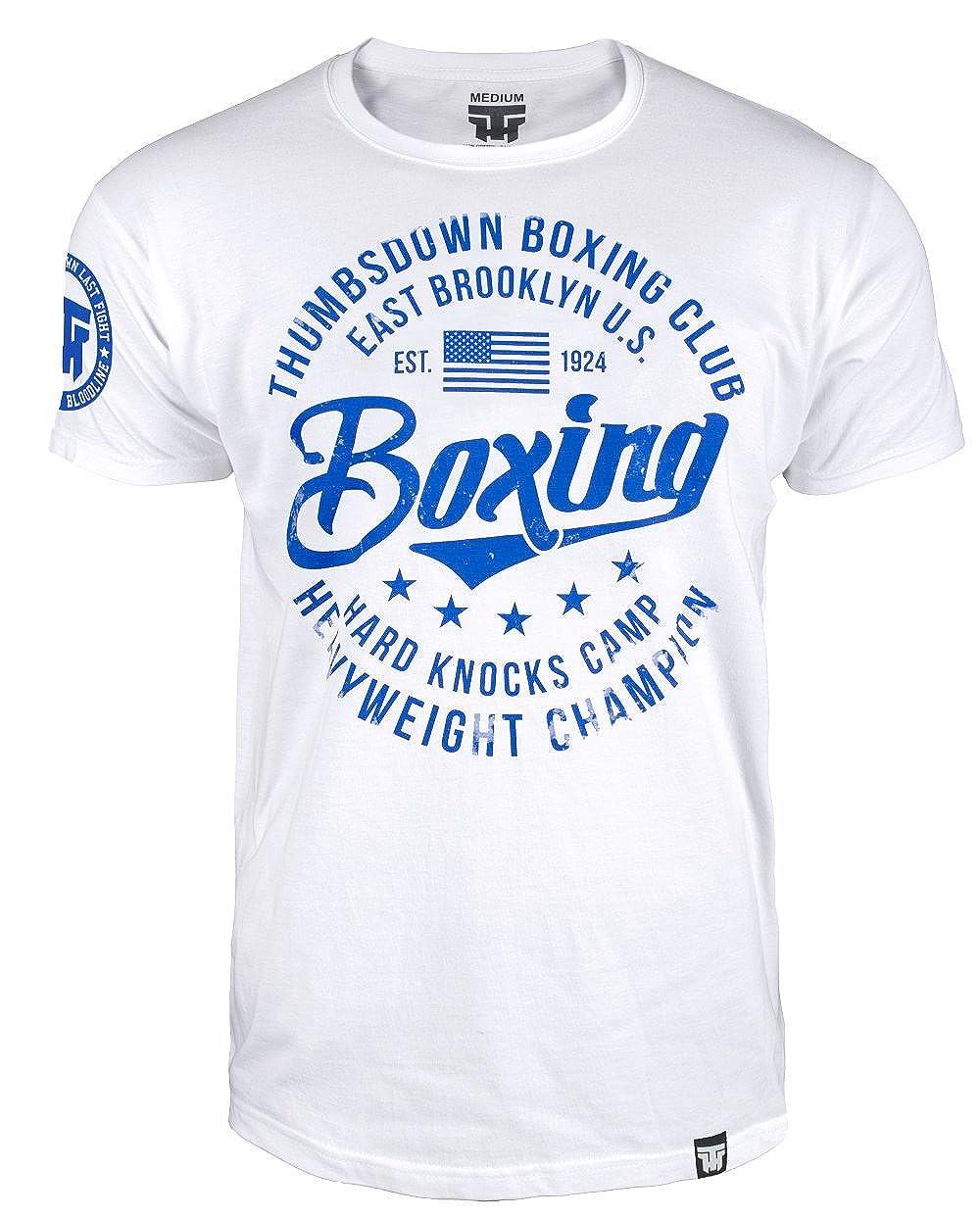 Vêtements Dirty Gym Boxe Boxing Ray Brooklyn K34c De T Shirt Homme Sport YvIf6gby7