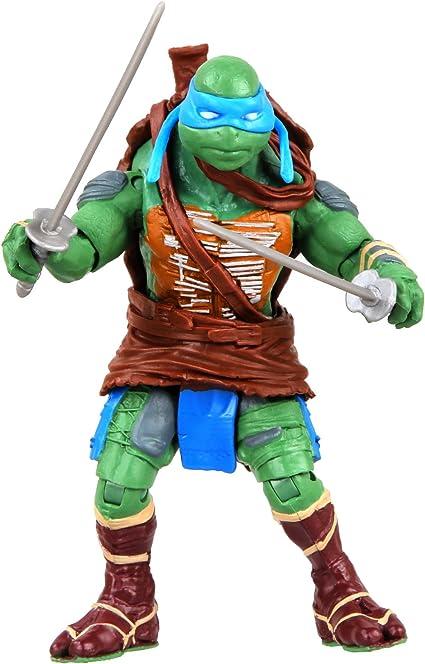 Amazon Com Teenage Mutant Ninja Turtles Movie Leonardo Basic