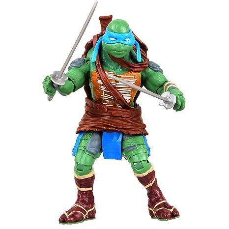Teenage Mutant Ninja Turtles Movie Leonardo Basic Figure