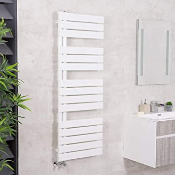 Designer Radiateur serviette Radiateur de salle de bain 1380 x 500 ...