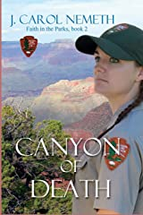 Canyon of Death (Faith in the Parks) Paperback