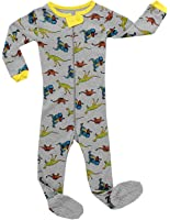 Leveret Fleece Baby Girls Footed Pajamas Sleeper Kids    Toddler Pajamas  (3  Months-5 Toddler ) a6a08de7a