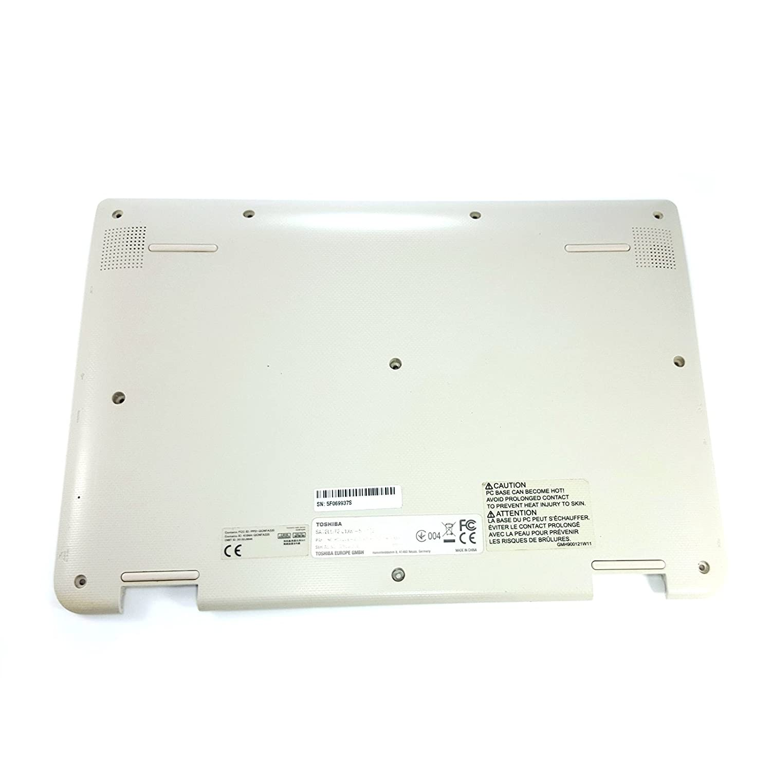 TRP Carcasa Inferior Toshiba Satellite Radius 11.6