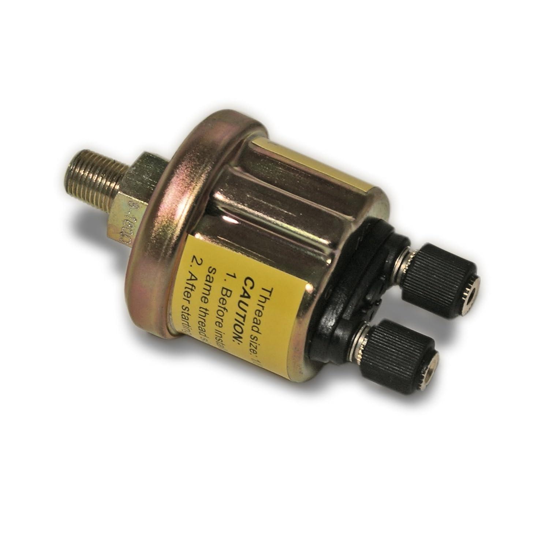 /Öldruck /Ø52mm Youngtimer JOM 21114V Zusatzinstrument schwarz