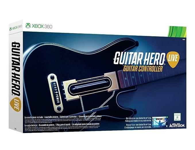 Activision - Guitarra Guitar Hero Live (Xbox 360)