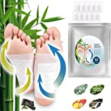 Nubuu Detox Foot Patch, Foot Care Magic Patch , Natural Cleansing Foot Pads (50pcs)