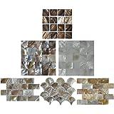 6x6 Porcelain Wall Pool Tile Vista Vi 42 Tahitian Cove