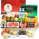 BELLS OF CHRISTMAS HAMPER GIFT - Traditional & Luxury Christmas Hampers Gourmet Gift Baskets by Eden4hampers