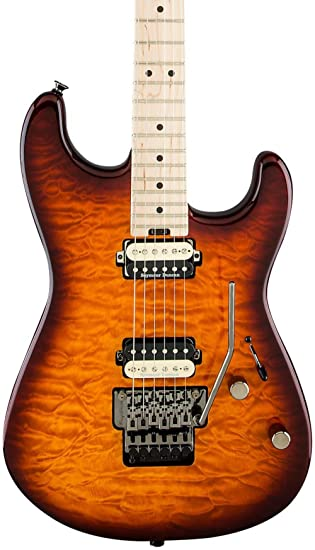 Charvel Pro-Mod San Dimas 2H FR TBB · Guitarra eléctrica