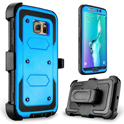 Amazon.com: Funda para Samsung Galaxy S6 Edge Plus, J.West ...