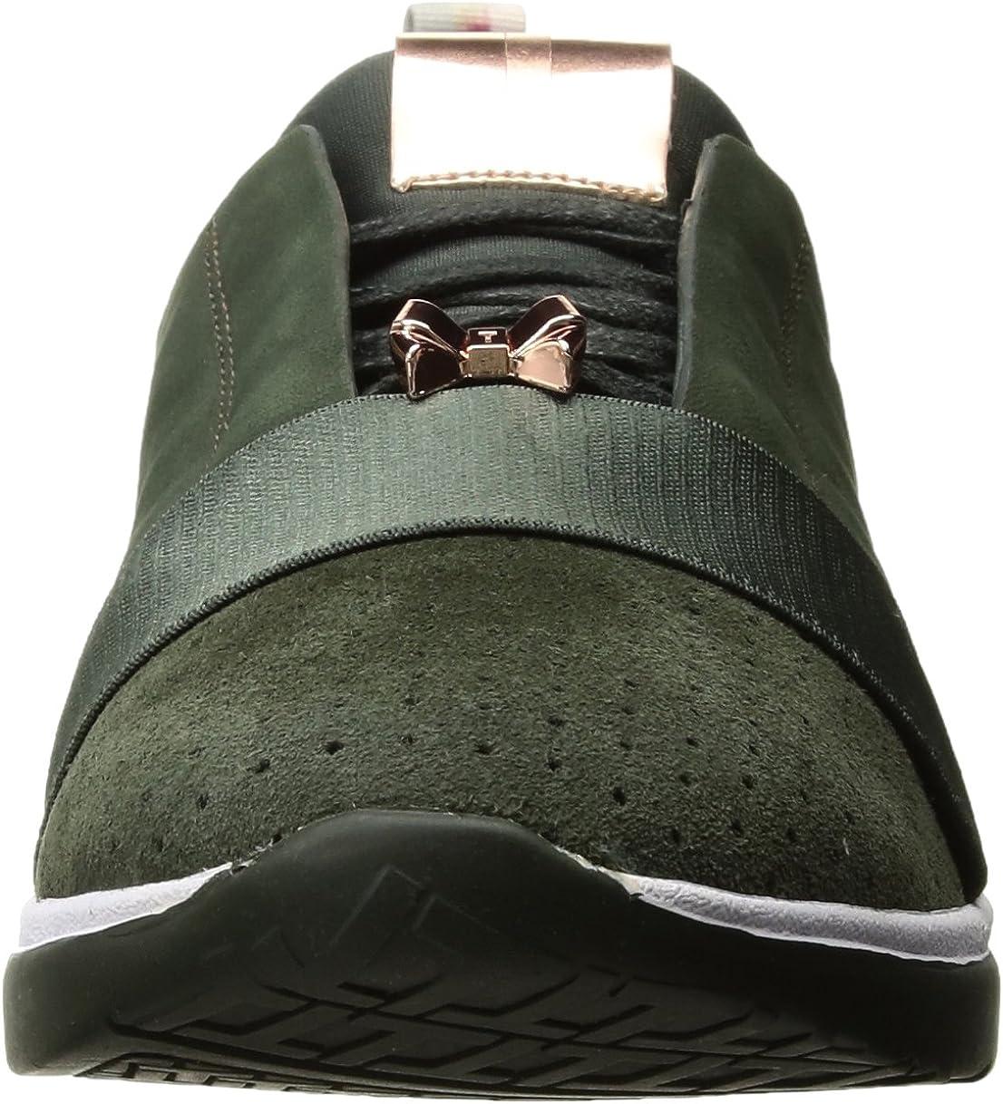 Ted Baker Women's Cepa Sneaker Khaki